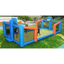 Inflatable Bounce House Outdoor Toy Kids Bouncer Commercial Backyard Fun Game