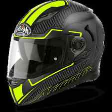 CASCO HELMET INTEGRAL AIROH 2017 MOVEMENT S FASTER YELLOW MATT MATE MOTORRAD