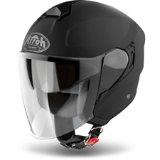 AIROH CASCO HUNTER COLOR 2018 BLACK MATT URBAN JET HPC