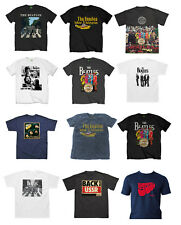 UFFICIALE BEATLES MUSICA T-SHIRT ABBEY RD SGT Pepe GOMMA SOUL YELLOW SUBMARINE