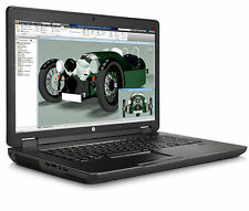 CAD WORKSTATION 17,3 Pollici Full HD notebook HP ZBOOK 17 Intel Core i7 Quad