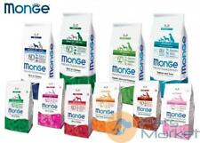 Pets  MONGE ALL BREEDS CIBO SECCO E CROCCHETTE PER CANI NATURAL SUPERPREMIUM