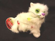 MEANIES SHOCKING STUFFERS ~ BLINKEY the CAT 1999~STUFFED PLUSH TOY~NEW with TAG