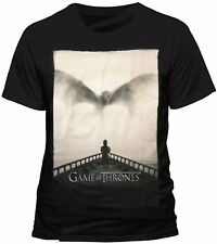 Game Of Thrones - Tyrion Lannister Dragon Silhouette - T-Shirt Officiel Homme