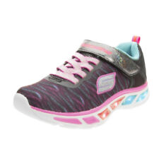 Scarpe Skechers S Lights Litebeams  10767L-BKMT Nero