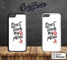 Pretty Little Liars Dont Touch My Phone Hard Case Cover for iPhone Models A105