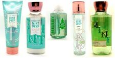 Bath & Body Works Coconut Mint Drop Winter Lotion/Cream/Hand Soap & Shower Gel
