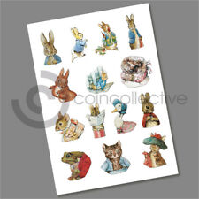 Beatrix Potter Decals Stickers 2016, 2017 & 2018, Multi Listing