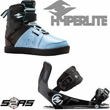 2018 Hyperlite Brighton Wakeboarding Boots + 2018 Hyperlite System Pro Chassis P