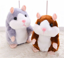 Talking Hamster Plush Toys Mouse Pet Sound Record . Sprechender Hamster
