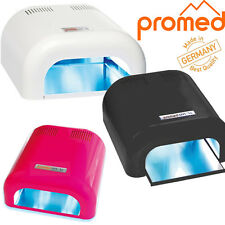 Lampada UV Manicure Falso Unghie Smalto Semi Permanente Gel UV PROMED 36W