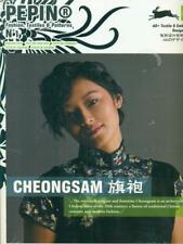 PEPIN FASHION TEXTILES & PATTERNS N1 CHEONGSAM + CD MODA AA.VV. PEPIN PRESS