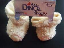 BRAND NEW FLUFFY WARM BOOTIES/SOCKS/SHOES 0-12 MONTHS