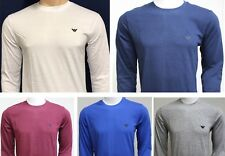 ARMANI JEANS LONG SLEEVE CREW NECK FOR MEN- CLEARANCE!!!!