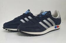 JUNIOR,S ADIDAS LA TRAINER OG LEGEND INK SILVER & NAVY BY9323 BNIB     34