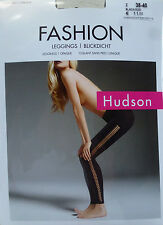 Hudson LEGGINGS MODA lacercut, Leggings opaco OPACO S M L XL 38-46