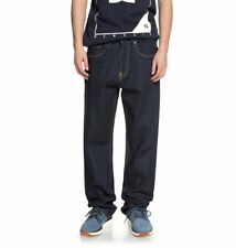 DC Shoes™ Worker Indigo Rinse - Relaxed Fit Jeans - Hombre