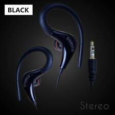 High Quality Stereo sport Headset Earphones handsfree Headphones with Mic