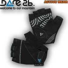 Dare2b Gloves Mitt Profile Cycling Bike Riding Fingerless Bicycle Hiking Black