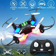 JJR/C H8 Drone 4CH RTF 2.4Ghz 6-Axis GYRO Mini RC Quadcopter Headless Helicopter