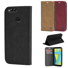 Housse Portefeuille Huawei Honor 7X Etui Cuir Eco Coque Flip Cover Lincivius®