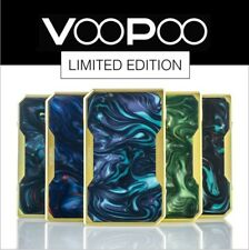 BRAND NEW Genuine VOOPOO® DRAG 157W GOLD Vape Box Mod Fast Fire Vaping Device UK