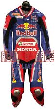REDBULL MOTO GP RACING SUIT IN COWHIDE LEATHER WITH CE ARMOUR