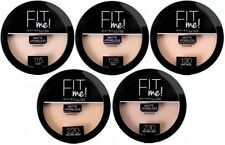 MAYBELLINE FIT ME MATTE PORELESS PRESSED POWDER ***select Your Shade***