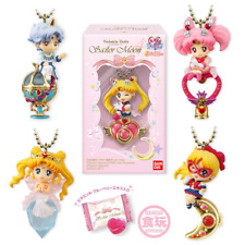 Sailor Moon Twinkle Dolly 4 - 20th anniversary anime figure strap bandai Japan