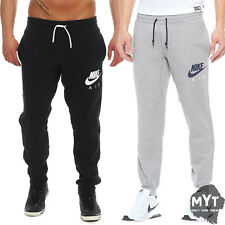Nike AW77 FLC CUFF Air Heritage Men's Joggers