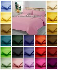 Matching Duvet Cover Bedding Set With Pillowcase OR Fitted Sheets OR Pillowcases