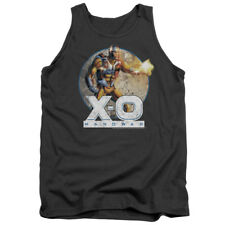 X-O XO Manowar Comic VINTAGE MANOWAR Cover Licensed Adult Tank Top All Sizes