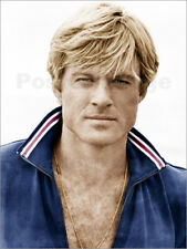 Póster The way they were, Robert Redford, 1973