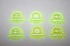Acrylic Tokens. Special. Compatible with Star Wars X-Wing Miniatures Game
