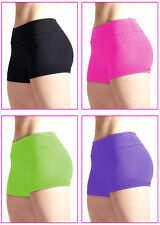 Lady Women Shorts Plain Bikini Gym Swimming Swimwear Beach Style Brief Bottom