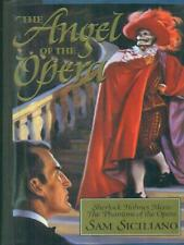THE ANGEL OF THE OPERA LIBRI IN LINGUA SICILIANO, SAM OTTO PENZLER 1994