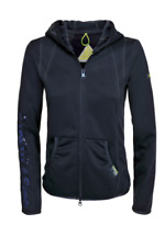 Pikeur feebelle Donna Giacca in pile - color grafite Blu