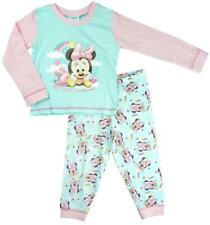 Girls Pyjamas Minnie Mouse Pjs Little Dreamer Disney Baby  Sizes 6 to 24 Months