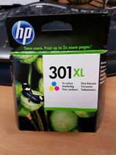 Genuino HP Alto Capacidad Color HP 301xl (CH564EE) Cartucho de Tinta - Clearance