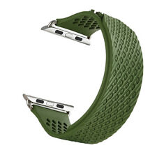 For Apple Watch Series 3/2/1 Replacement Silicone Wrist Bracelet Sports Band