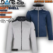 Dare2b Hombre freezehold Chaqueta Softshell SENDERISMO CAMPING WORKING