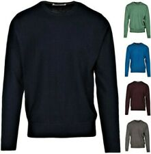 Jersey Pull Manches Longues Encolure Ronde Homme Pierre Balmain Long S