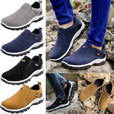 Men's Athletic Sneakers Outdoor Sports Casual Running Shoes Breathable Footwear