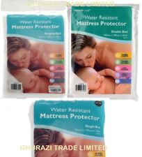 Dream Time King Double & Single Sizes Bed Water Resistant Mattress Protector