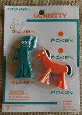 Vintage Super-Flex Gumbitty Gumby & Pokey New In Package