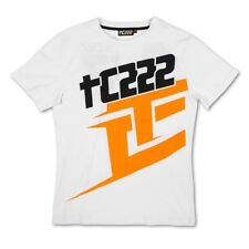TONY CAIROLI 222 White T-Shirt VR46 Motocross KTM MX