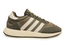 Mens Adidas Iniki Runner W - BY2089 - Grey White Trainers