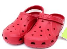 Crocs Ralen Clog Feat Farbe True Red Unisex Roomy Fit  ** NEU **