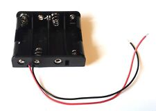 RkEducation AA Battery Box/Case with Leads for Arduino/Raspberry PI UK Seller