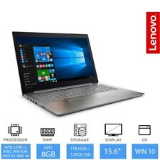 "Lenovo 15.6"" Laptops - Intel Core i3 / Pentium / AMD Processor 4GB / 8GB RAM W10"